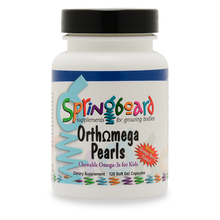 Load image into Gallery viewer, Orthomega Pearls 120 Soft Gel Capsules Ortho Molecular Products