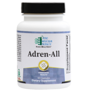 ADREN-ALL 60 Capsules Ortho Molecular Products
