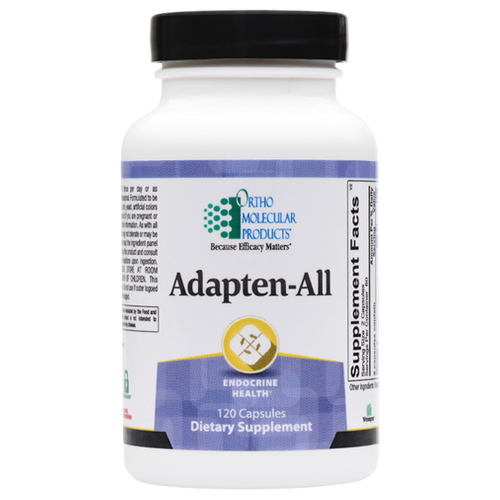 Adapten-All 120 Capsules Ortho Molecular Products
