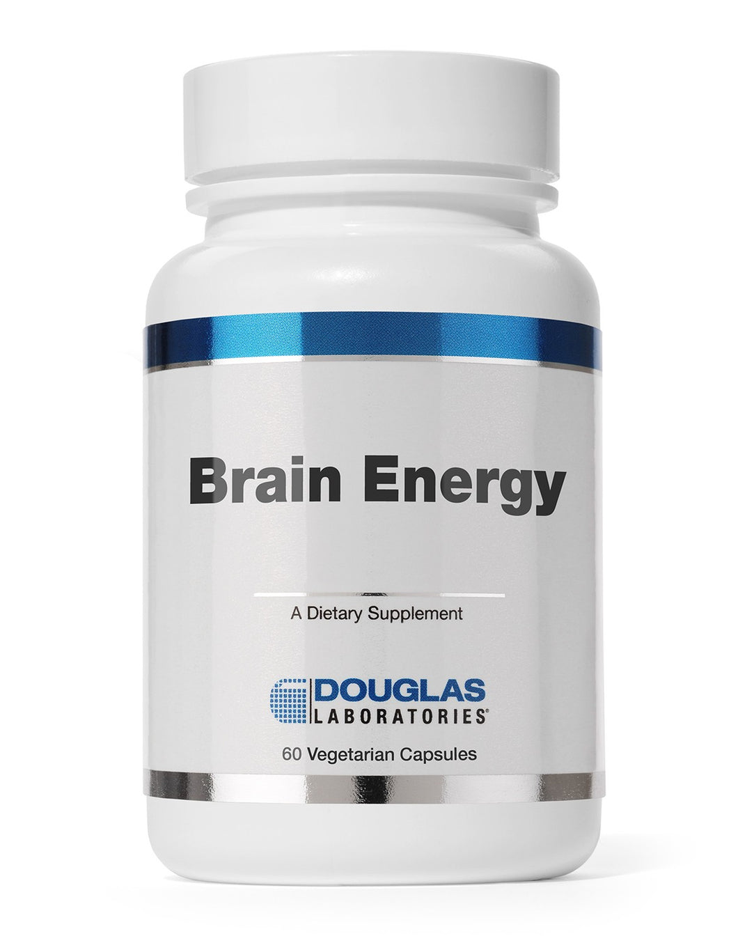 BRAIN ENERGY 60 Vegetarian Capsules Douglas Laboratories