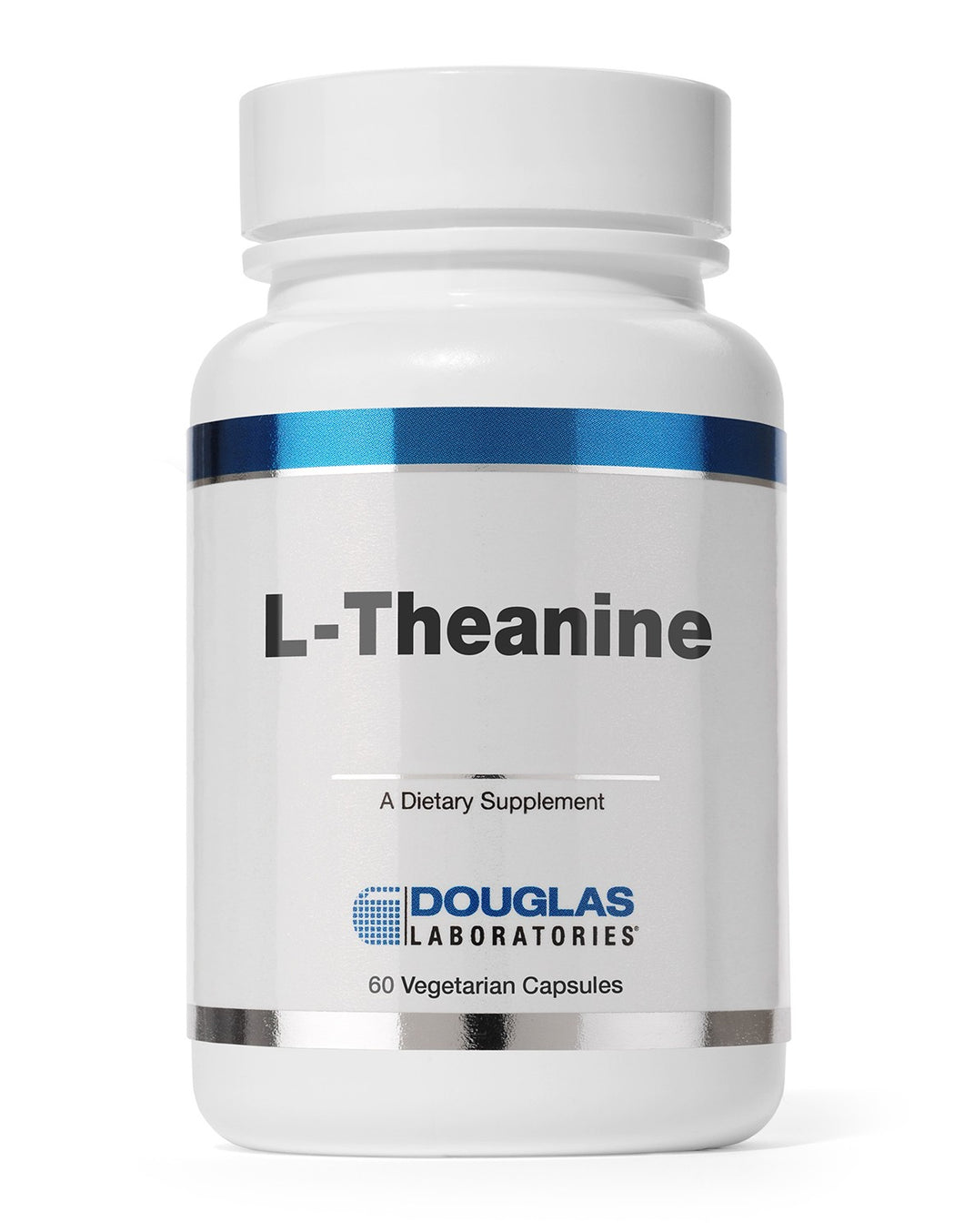 L-Theanine Capsule 60 Vegetarian Capsules Douglas Laboratories