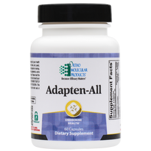 Load image into Gallery viewer, Adapten-All 60 Capsules Ortho Molecular Products
