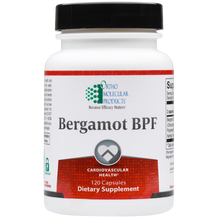 Load image into Gallery viewer, Bergamot BPF 120 Capsules Ortho Molecular Products