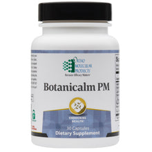 Load image into Gallery viewer, Botanicalm PM 30 Capsules Ortho Molecular Products