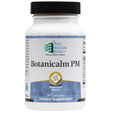 Load image into Gallery viewer, Botanicalm PM 60 Capsules Ortho Molecular Products