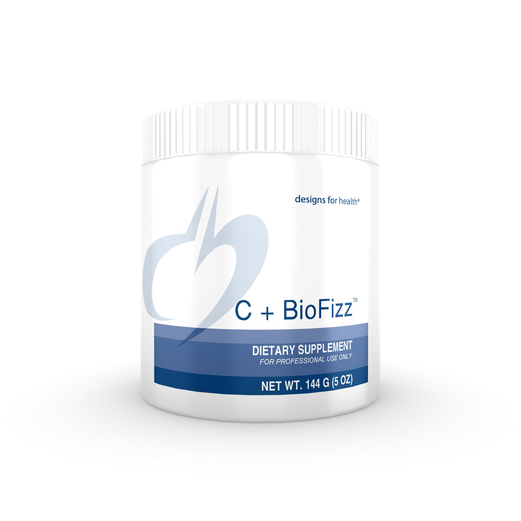 C+BioFizz 144 g powder designs for health