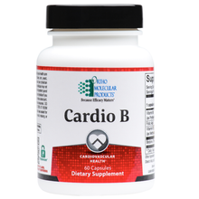 Load image into Gallery viewer, Cardio B 60 Capsules Ortho Molecular Products