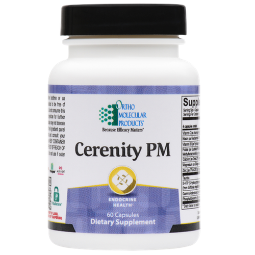 Cerenity PM 120 Capsules Ortho Molecular Products