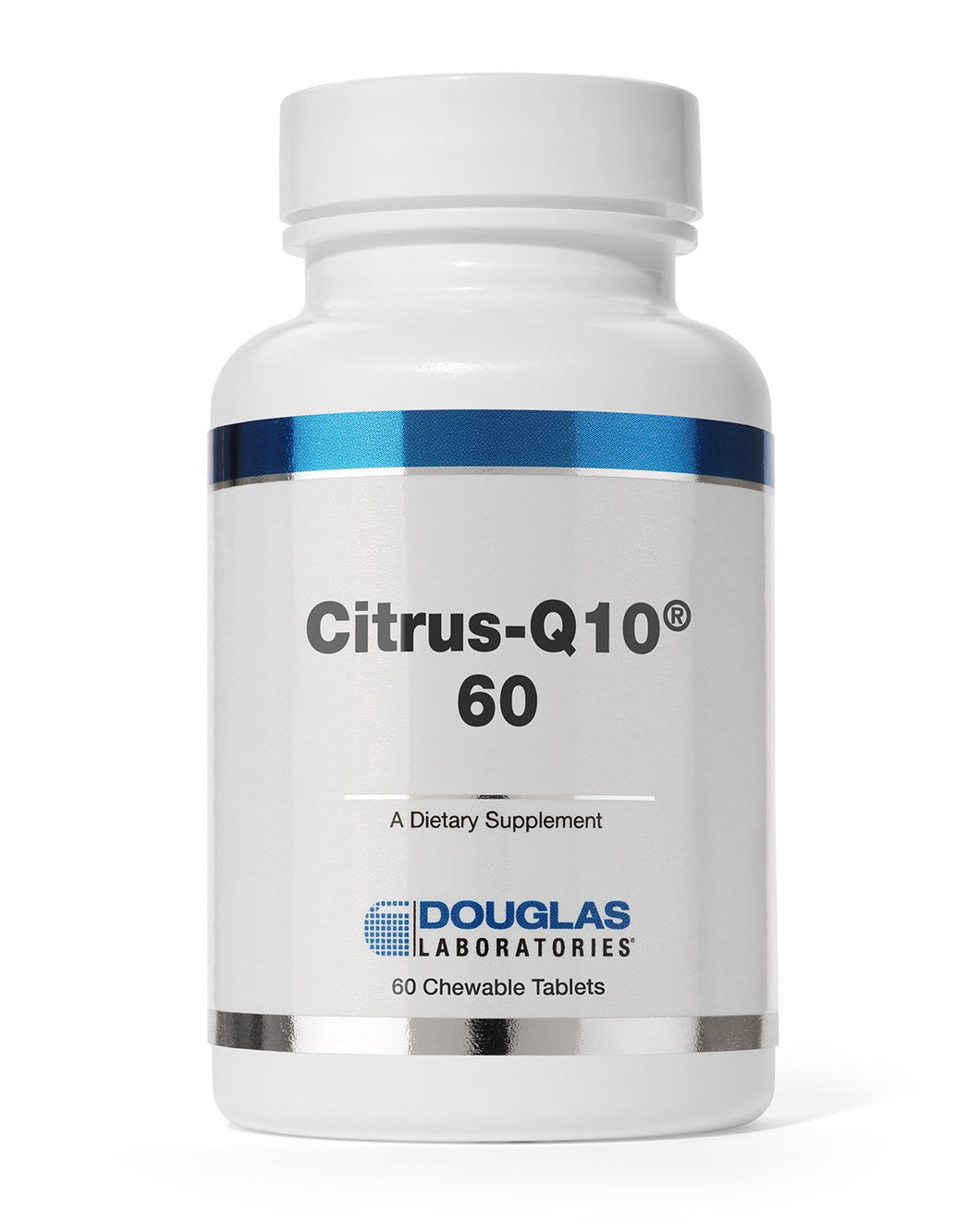Citrus-Q10 60-60 Chewable Tabs-Douglas Labs