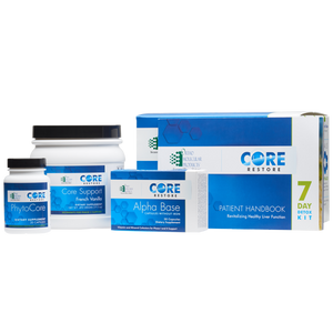 Core Restore 7-Day Kit (Vanilla) Ortho Molecular Products
