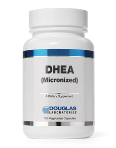 DHEA (Micronized)(50 mg.)-100 Veg Caps-Douglas Labs