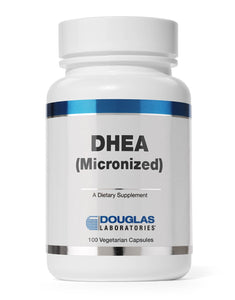 DHEA (25MG) 100 Vegetarian Capsules Douglas Laboratories