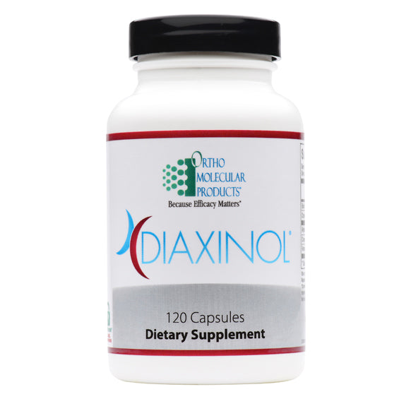 Diaxinol 120 Capsules Ortho Molecular Products