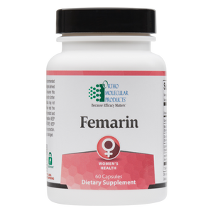 Femarin 60 Capsules Ortho Molecular Products