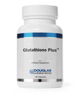 GLUTATHIONE PLUS 60 Capsules Douglas Laboratories