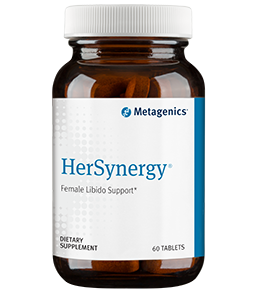 HerSynergy Dietary Suppliment 60 Tablets Metagenics