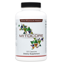 Load image into Gallery viewer, Mitocore 120 Capsules Ortho Molecular Products