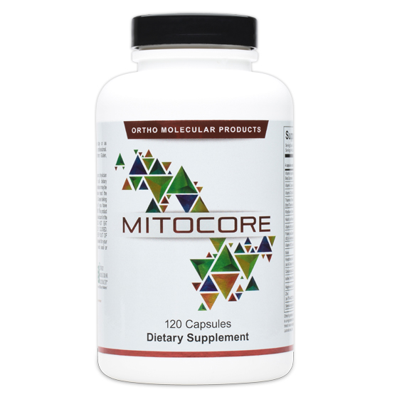 Mitocore 120 Capsules Ortho Molecular Products