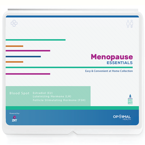 Menopause at home test kit