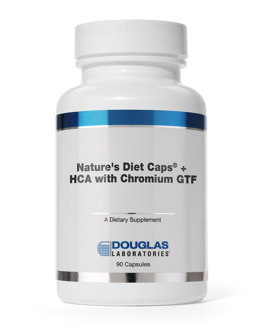 Nature's Diet Caps  + HCA with Chromium GTF-90 Caps-Douglas Labs