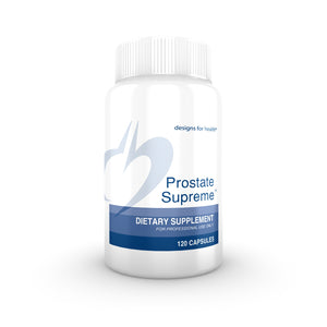 Prostate Supreme 120 Capsules Designs for Health