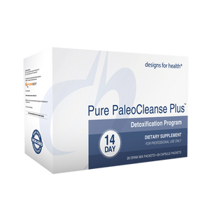 Pure PaleoCleanse Plus 14 Day Detox Program Designs for Health