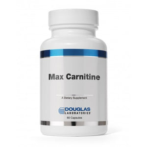 Max-Carnitine 500 mg 100 Capsules Douglas Laboratories