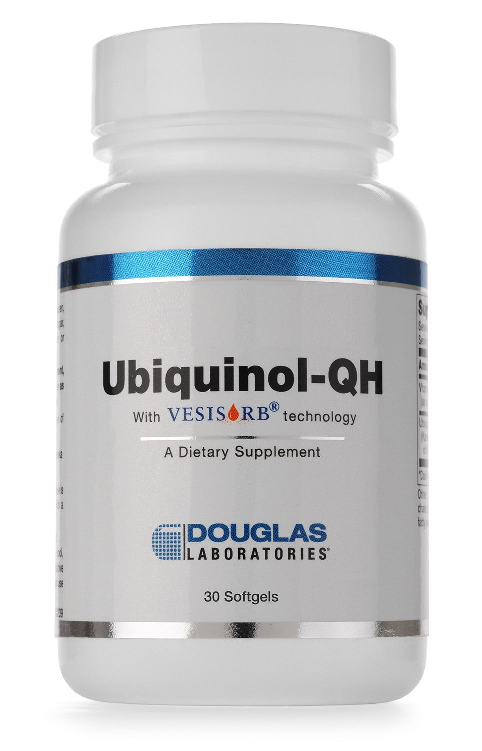 Ubiquinol-QH-30 Softgels-Douglas Labs