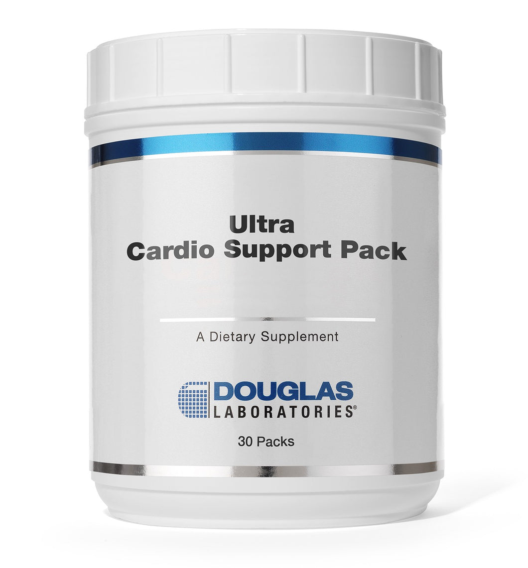 Ultra Cardio Support Pack-30 Packs-Douglas Labs