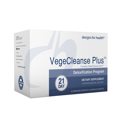VegeCleanse Plus 21 Day Detox Program Designs for Health