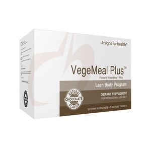 VegeMeal Plus Lean Body Program 1 Box Chocolate Designs for Health