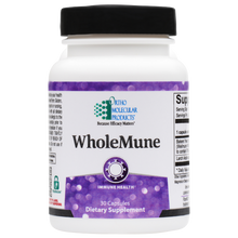 Load image into Gallery viewer, WholeMune 30 Capsules Ortho Molecular Products