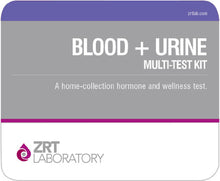 Load image into Gallery viewer, Comprehensive Thyroid Profile-Blood+Urine Multi Test Kit ZRT Lab
