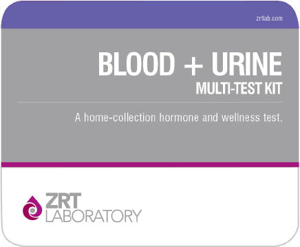 Comprehensive Thyroid Profile-Blood+Urine Multi Test Kit ZRT Lab