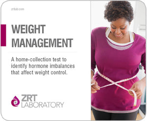 Weight Management Profile Test Kit (ZRTLab)