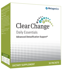 Clear Change Daily Essentials 30 Packets Metagenics