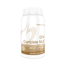 Load image into Gallery viewer, DFH Complete Multi 180 Capsules Designs for Health