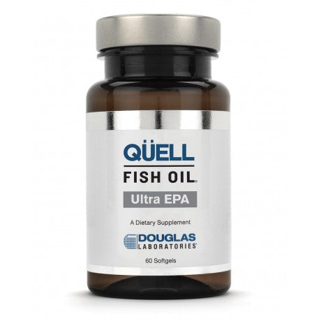 QELL Fish Oil-Ultra EPA 60 SoftGels Douglas Laboratories