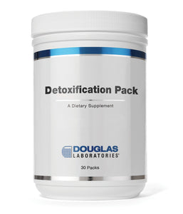 DETOXIFICATION PACK REVISED 30 Packs Douglas Laboratories