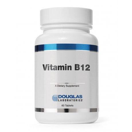 Vitamin B12 (2,500 MCG.) Tablet Douglas Laboratories