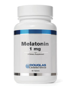 MELATONIN SUBLINGUAL 1 MG Tablet Douglas Laboratories