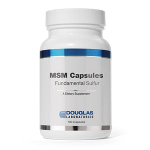 MSM Capsules Douglas Laboratories