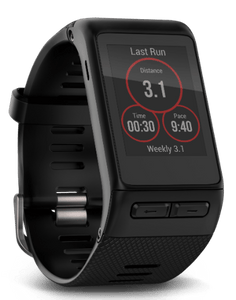 Garmin Vivoactive Strapless Heart Rate Smart Watch