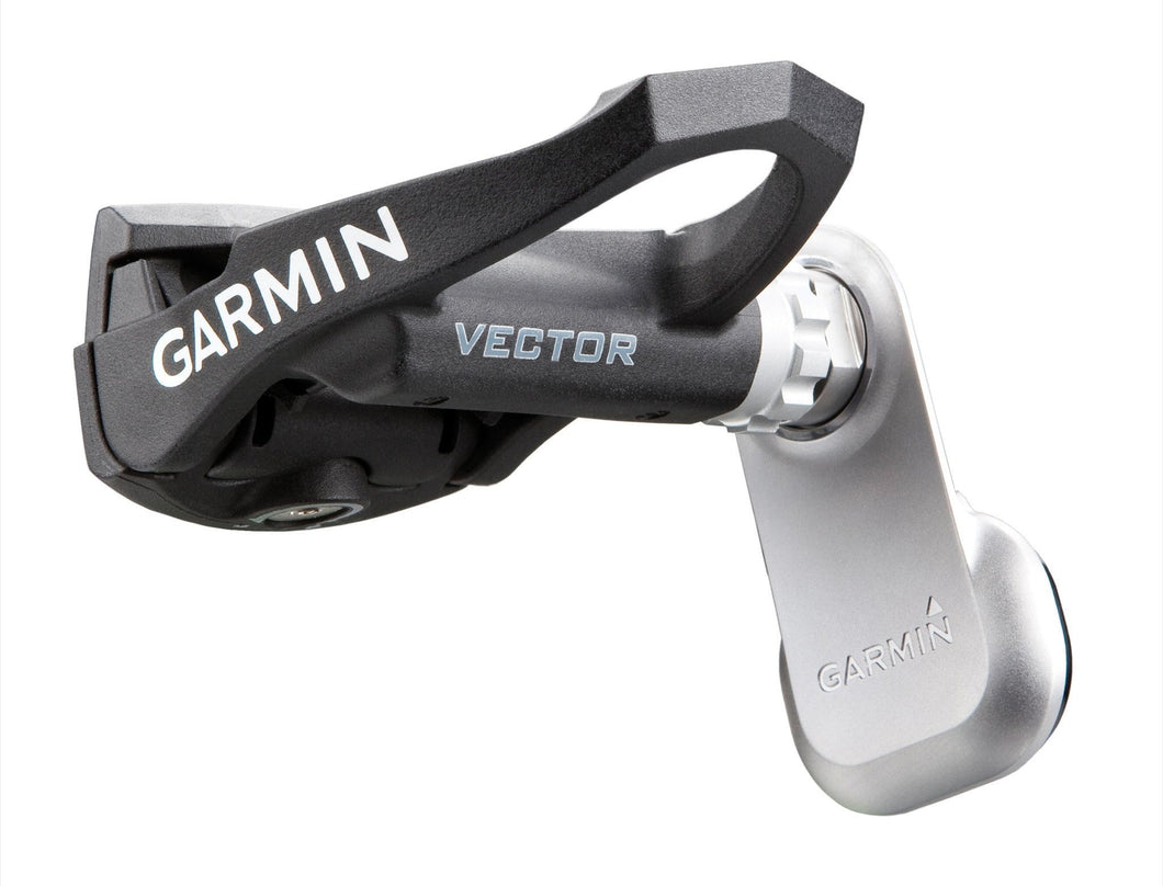 Garmin Vector (15-18mm thick, 44mm wide) with upgrade kit