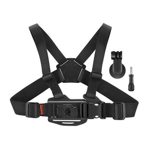 Garmin Chest Strap Mount (For VIRB X and XE sold separately)