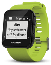 Load image into Gallery viewer, Garmin Forerunner 35 GPS Watch
