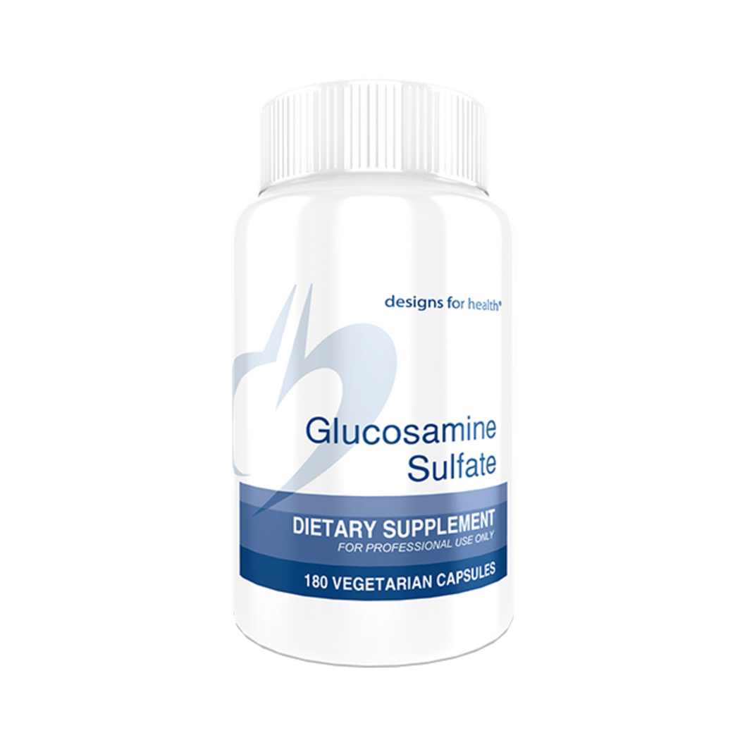 Glucosamine Sulfate 180 Capsules Designs for Health