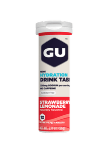 GU Energy Labs Hydration Drink Tablets