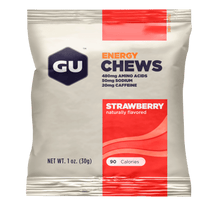 Load image into Gallery viewer, GU Energy Chews - Strawberry