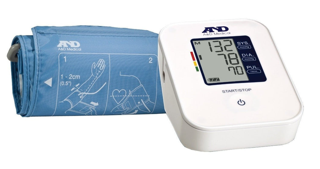 Lifesource UA611 Blood Pressure Monitor